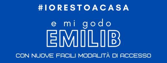 #iorestoacasa e mi godo EMILIB