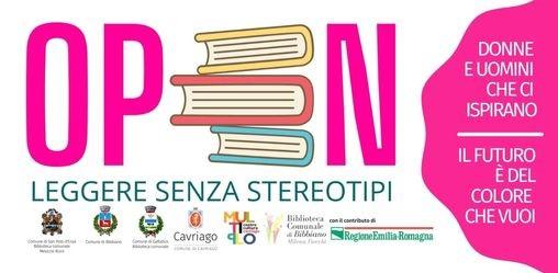 OPEN: leggere senza stereotipi