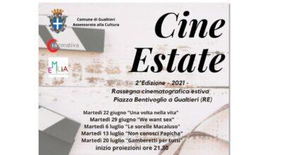 Cinestate a Gualtieri