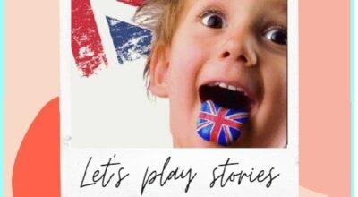 Let's play stories…giochiamo con l'inglese