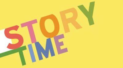 STORY TIME: incontro di lettura animata in lingua inglese