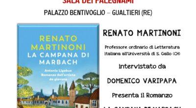 """Presentazione del libro """"La campana di Marbach"""""""