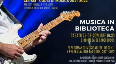 MUSICA IN BIBLIOTECA