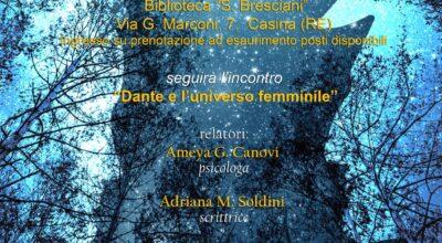 Convegno Dante e l'universo femminile e inaugurazione mostra E…uscimmo a riveder le stelle