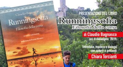 """Presentazione libro """"Runningsofia filosofia della corsa"""""""