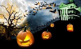 Halloween in biblioteca